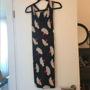 Moschino floral dress, size 4